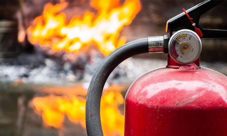 7 Best Fire Extinguishers For Home Safety