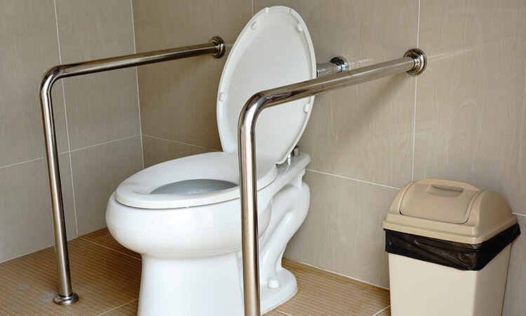 Does Medicare Cover Toilet Safety Rails?