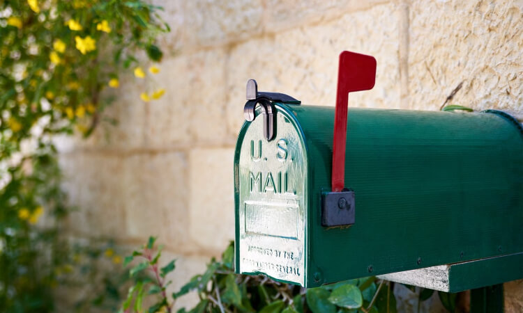 What's in your mail today? More than just letters and packages, your daily mail contains essential information.