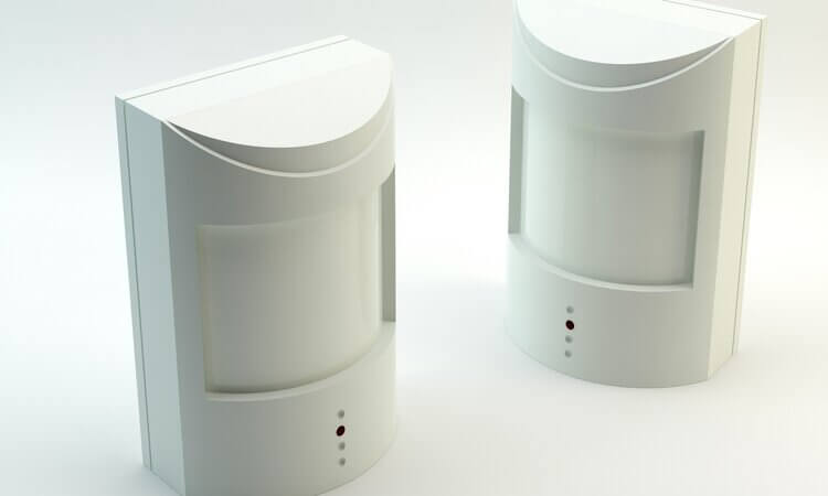 How Does Alarm Motion Sensors Work: A Quick Guide