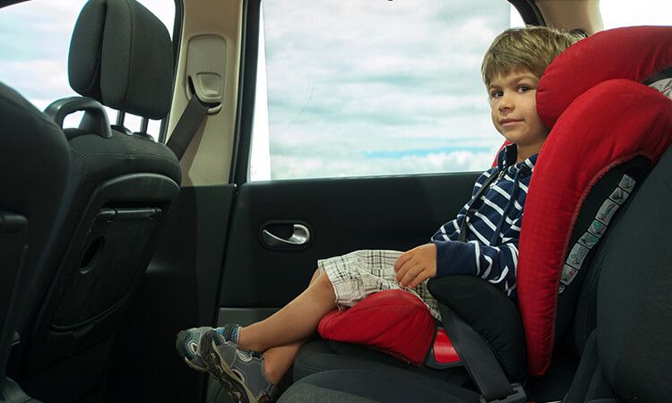How Long Do Kids Need Booster Seats?