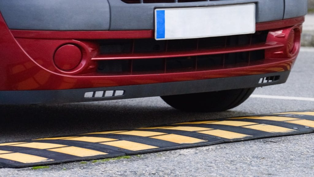 How Much Do Speed Bumps Cost?