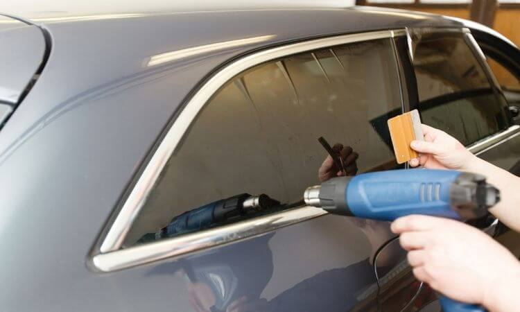 How To Apply Static Cling Window Film On Cars