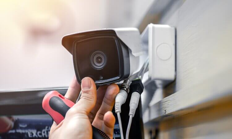 How To Disconnect Security Cameras