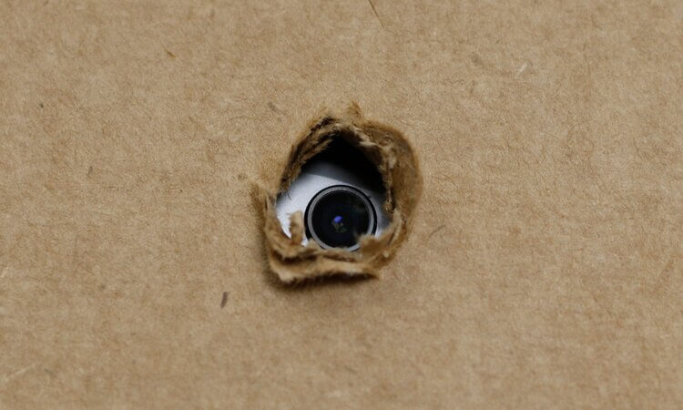How To Hide Security Cameras In Your Home