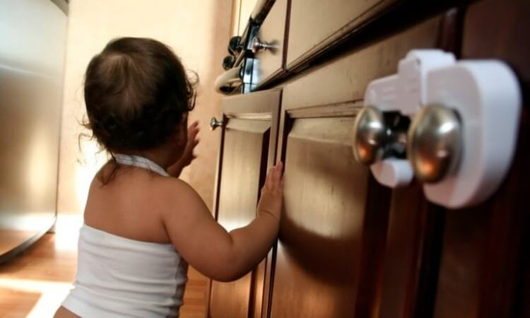 How To Install Baby Cabinet LatchesFor Child Safety