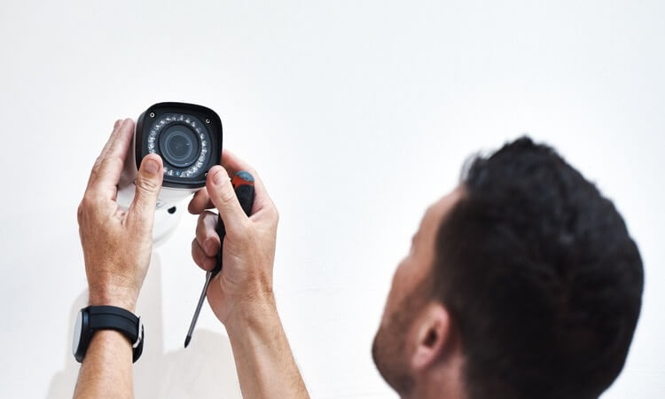 How To Install Outdoor Security Cameras