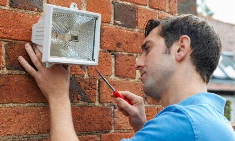 How To Install Outdoor Security Lights