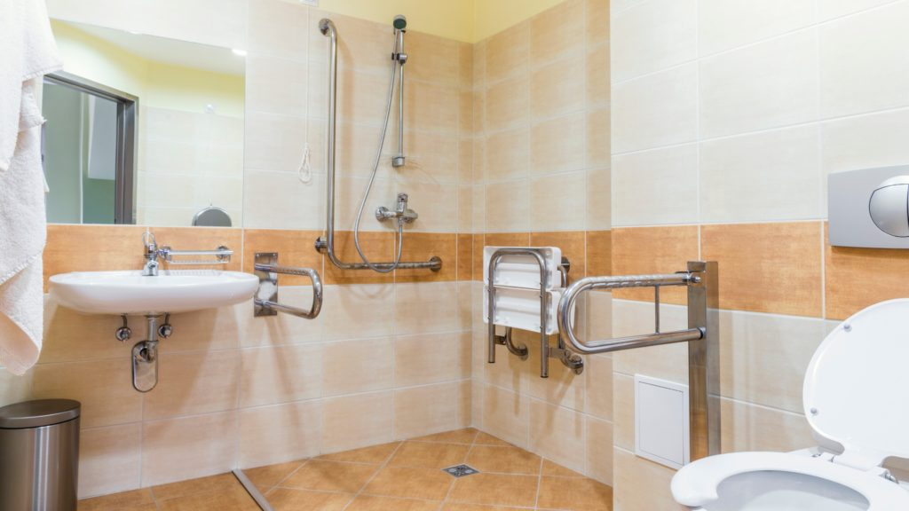 How To Install Safety Rails In The Bathroom