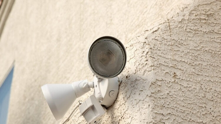 How To Install Security Lights Outdoors