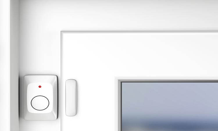 How To Install Window Alarm Sensors At Home