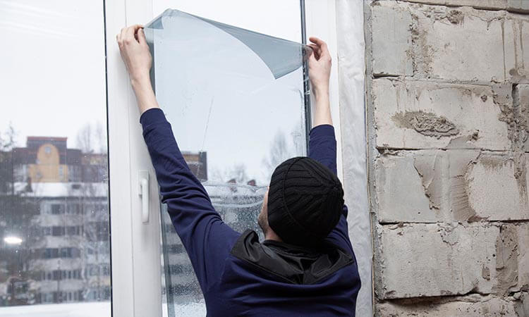 How To Install Window Film To Protect Your Home