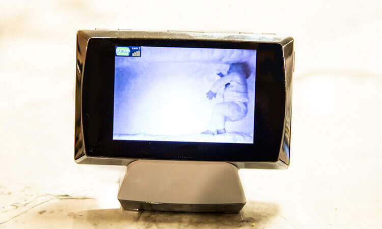 How To Mount A Baby Monitor On The Wall