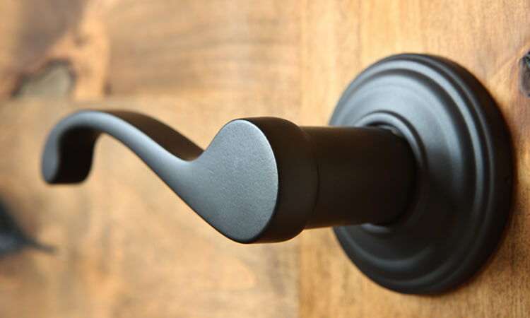 How To Repair A Privacy Lever Locking Door Handle