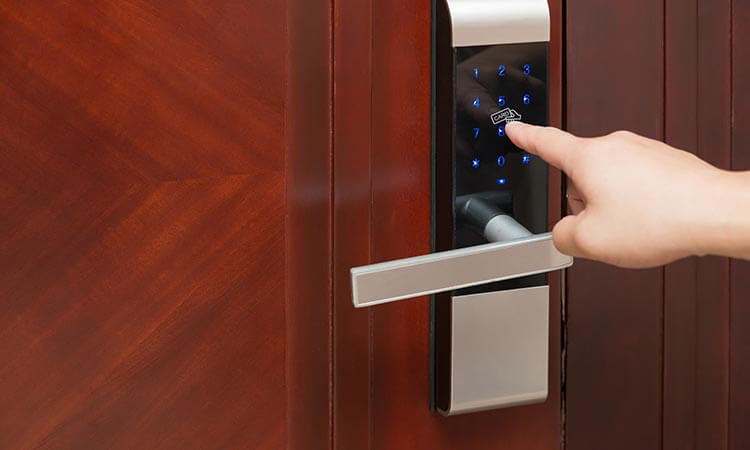 How To Reset A Keyless Entry Door Lock With Ease