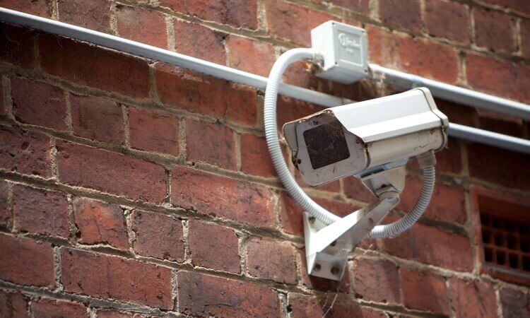How To Stop Spider Webs On CCTV Cameras
