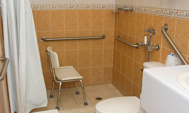 How To Use A Shower Chair: A Safety Guide
