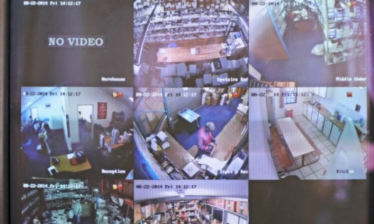 How To View Security Cameras On Smart TV