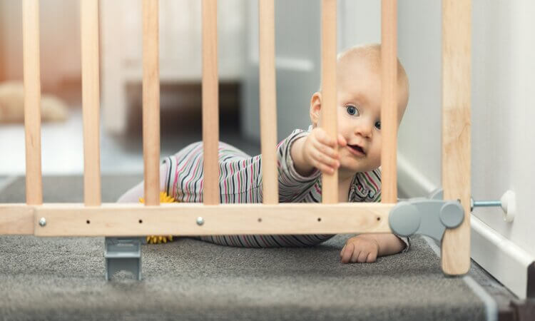 The 7 Best Baby Safety Gates For Top Of Stairs
