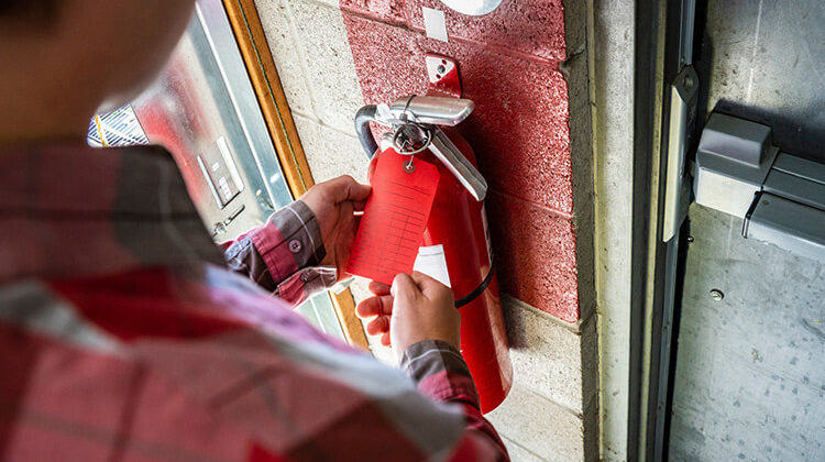 The 7 Best Fire Extinguishers For Garages