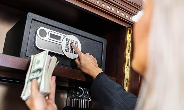 The 7 Best Wall Safes For The Money