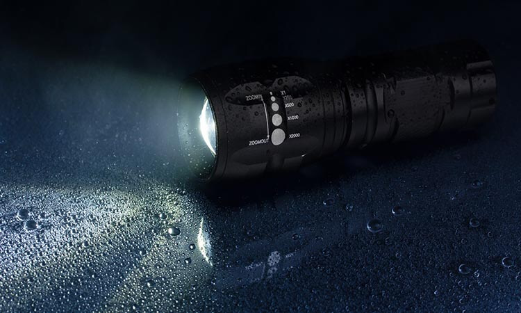 What Makes A Flashlight Tactical For Self-Defense?